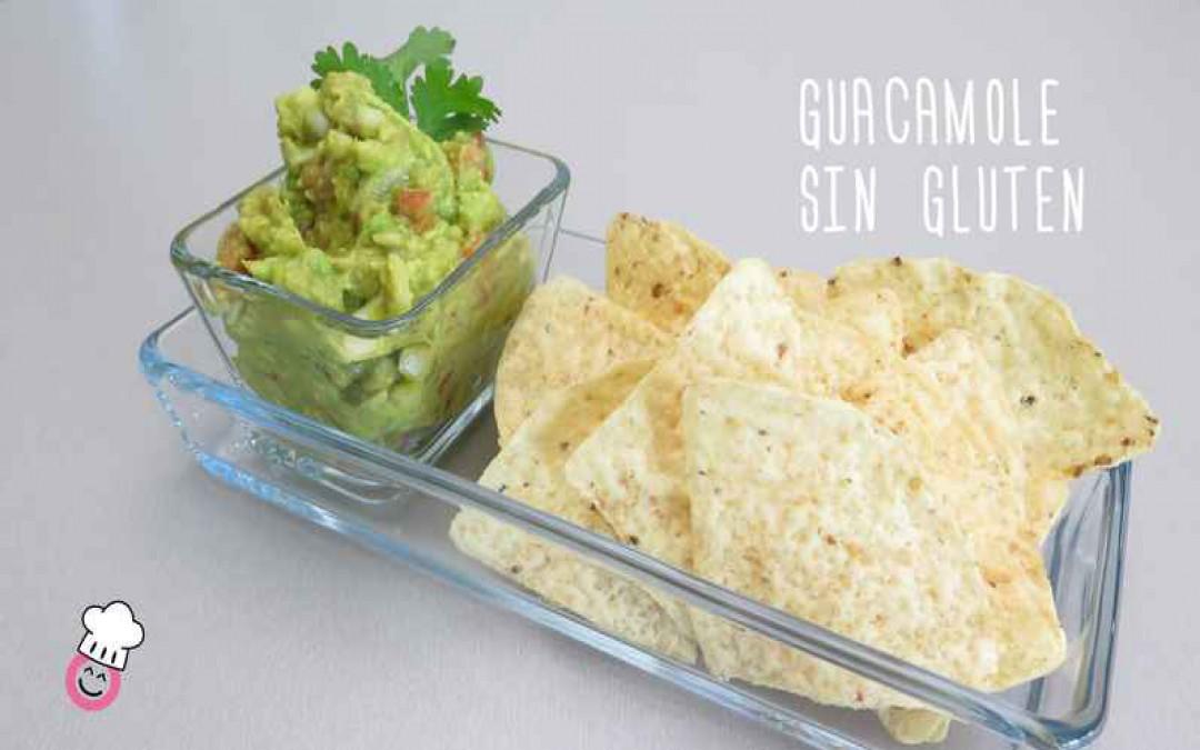 Guacamole sin gluten