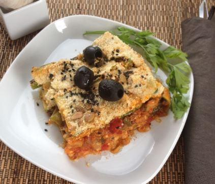 Recetas de lasaña sin gluten