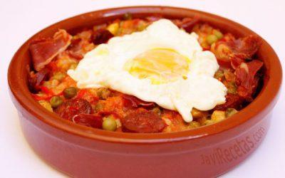 Recetas sin gluten con huevos
