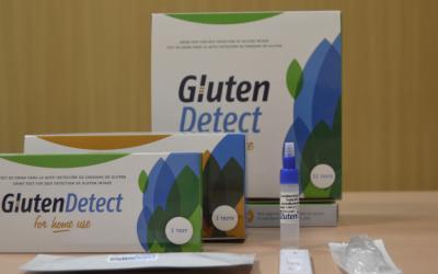 Gluten detect, el test doméstico que detecta la ingesta de gluten