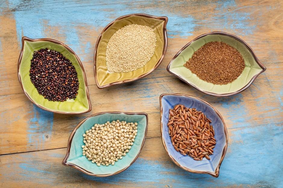 ¿Cuáles son los 8 cereales que puedes comer si eres celíaco?