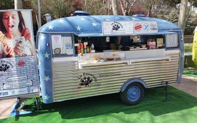 La Pavoneta, la única Foodtruck de España con sello Gluten-free.