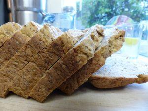 Cómo conservar pan sin gluten