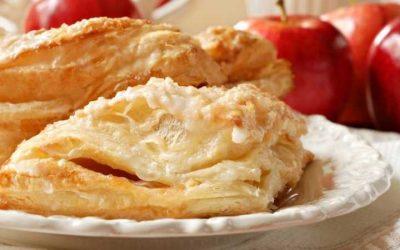 Pastelillos de manzana de Schar