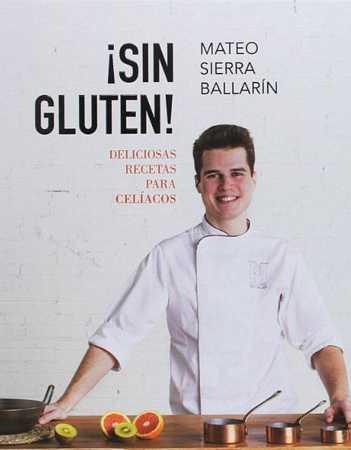 Libros de recetas de cocina sin gluten. ¡Aprende a cocinar sin gluten!