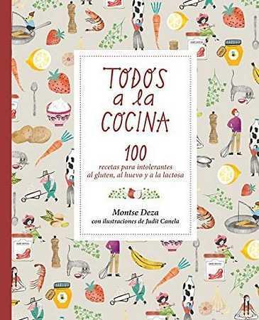 Libros de  recetas de cocina sin gluten, la guía definitiva para aprender a cocinar.