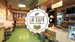 La Tape, restaurante sin gluten de Madrid