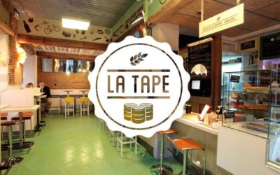 La Tape, restaurante sin gluten en Madrid