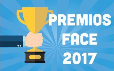 ¡Los resultados de los premios FACE 2017 ya están aquí!