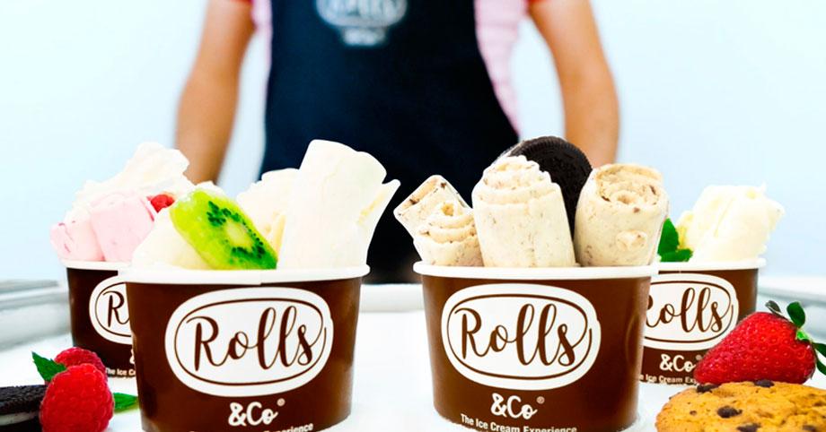 Rolls & CO, los originales helados aptos para celiacos