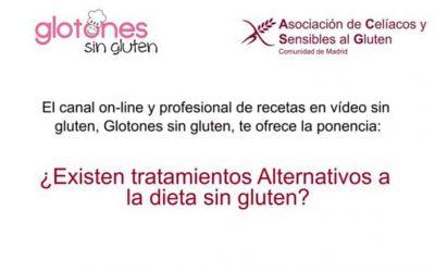 ¿Existen tratamientos alternativos a la dieta sin gluten?