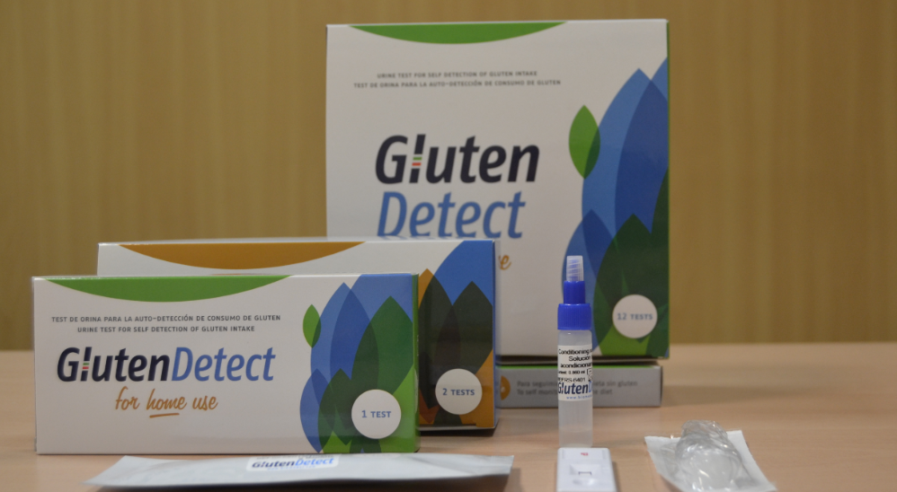 Gluten detect