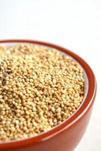 Menú de quinoa sin gluten de Glotones sin gluten