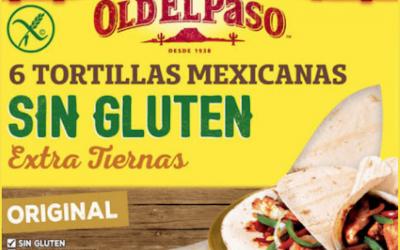 Cocina Tex-Mex apta para celiacos gracias a Old El Paso