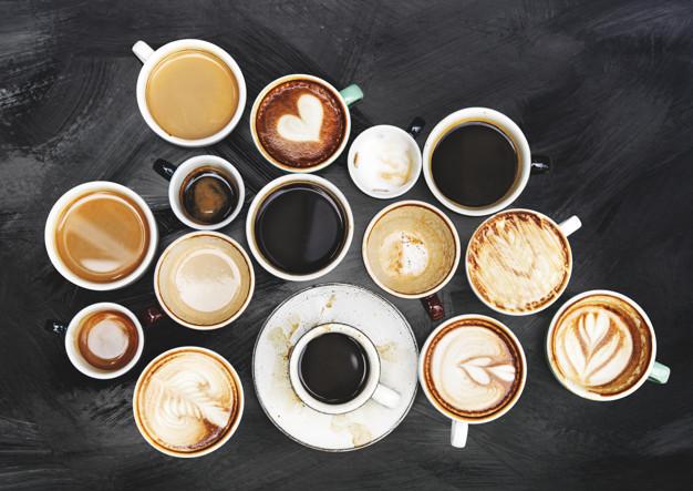 El café no tiene gluten